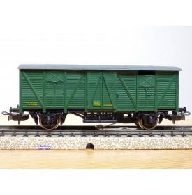 ELECTROTREN  1351,  wagon couvert  à feux de fin de convoi   RENFE  neuf    BO
