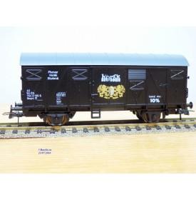 KROKODIL 0103, wagon couvert à bière   Hörak  CSD   neuf   BO
