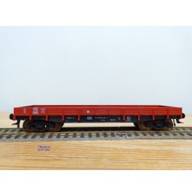 Fleischmann 5281,  wagon plat  USA  type Rklmm - tu697    DB  BO