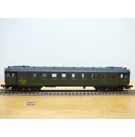 "LILIPUT  285 74,  voiture mixte 2 Cl./fourgon "" Bastille "" SNCF  BO"