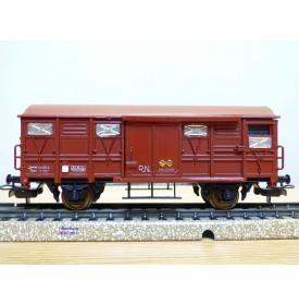 ELECTROTREN  1308,  wagon couvert     RENFE     BO