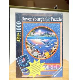 RAVENSBURGER  16 059 4, puzzle lumineux