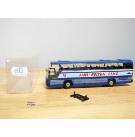 Rietze 2x88-051 , autocar de voyage NEOPLAN Cityliner  N116  RAML- REISEN  LINZ    Neuf   BO