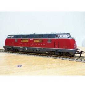 ROCO 43522,  locodiesel    Bo Bo série Br  V200   DB    BO