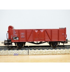 Märklin 4601 , wagon   tombereau  à guérite type Omm 33   EUROP    DB   neuf     BO