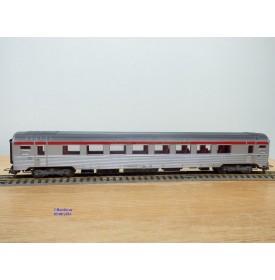 HORNBY acHO 7454, voiture Inox  TEE  SNCF BO