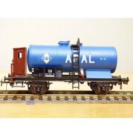 SCHICHT  426 / 108, wagon citerne à guérite ARAL  DB  neuf   BO