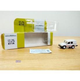 ROCO Minitanks 4114, Volkswage VW 183 Iltis  DB    Neuf   BO  1/87  HO