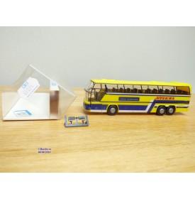 Rietze 60094 , autocar de voyage NEOPLAN Cityliner  N116/3  NICKEL Omnibus Touristik Gmbh  Zirndorf   Neuf   BO