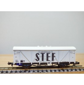 ROCO 02307 D, wagon couvert isotherme  STEF  SNCF     BO   N