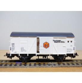 RÖWA ?????, wagon couvert pour  transport de bière  type  Gklm 191 Gr 20   DB   neuf   BO