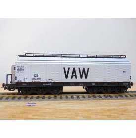 LILIPUT  240 00 , wagon trémie aluminium  VAW   DB   BO
