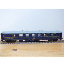 France Trains  304,  voiture salon bar  N° 4160   Le Train Bleu   CIWL