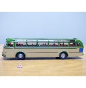BREKINA 50502, bus Mercedes Benz O 6600 H    Neuf   BO   1/87