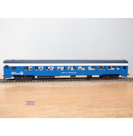 RIVAROSSI  6536 / 0  , voiture grandes lignes ( coach )   GREAT NORTHERN     BO