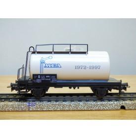 Märklin 98702 / 44410M, wagon citerne  unifié MEA  25 years 1972-1997  neuf     BO