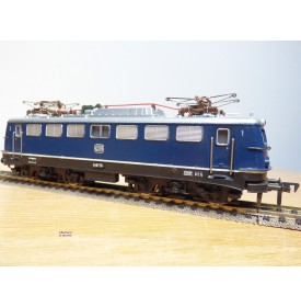 FLEISCHMANN  1337 - 1,  loco électrique Bo Bo  série  E10  DB