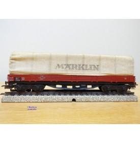 Märklin 4517,  wagon tombereau à bogies DB BO