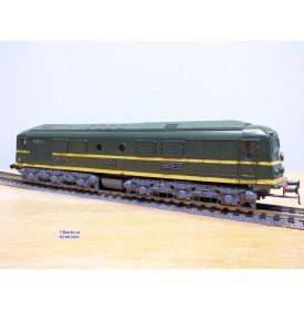 FRANCE TRAINS ????, locomotive diesel Co Co  060 DA 29   BO
