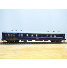 France Trains 407 allège postale PEz SNCF BO