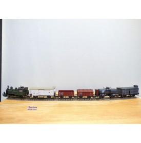 FLEISCHMANN  4889 , coffret train mixte marchandises / passagers   KPEV    neuf   BO