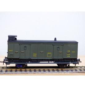 MMM-RG 1200, fourgon  ancien  à guérite à 2 essieux    N° 5160  EST