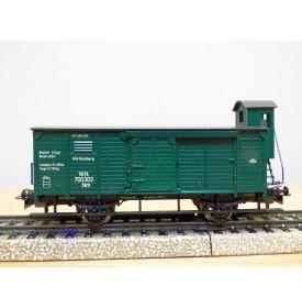 Märklin 4679,  wagon couvert  à guérite  type Nm  WN   neuf   BO