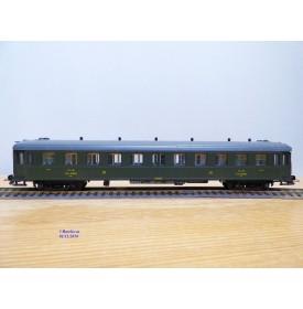 France Trains  257  ,  voiture  3 Cl. t DYLE et BACALAN  type C 11 yfi   PLM