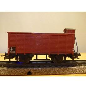 Märklin 316 Nb.2,  wagon couvert  à guérite  DB