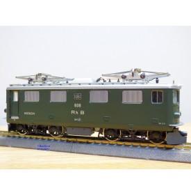 BEMO  1250 126, motrice Bo Bo  type Ge 4/4 I   N°: 606     KESCH    Rhb  neuf    BO