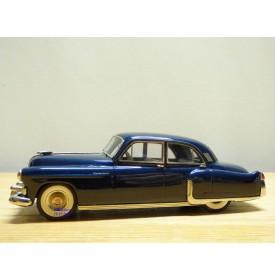 MINI MARQUE / illustra  GRB 43, Cadillac Fleetwood  1948  Beldon Blue     neuf    BO