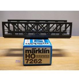 Märklin 7262, élément de pont droit   BO