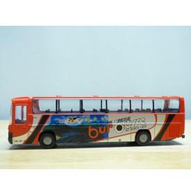 Rietze 60182, autocar  MERCEDES BENZ  O 303 15  RHD  BurBusse    Neuf   BO