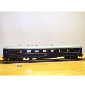 France Trains  304,  voiture salon bar  N° 4160   Le Train Bleu   CIWL neuf  BO