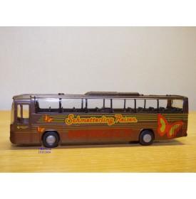Rietze 00323, autocar  MERCEDES BENZ  O 303 15  RHD  Schmetterling    Neuf   BO