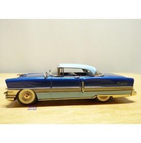 MINI MARQUE / illustra grb02 , Packard 400 1956  Adriatic Blue  / Danube Blue   neuf    BO