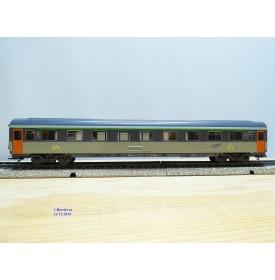 MÄRKLIN   42532,   voiture grandes lignes  B9 Eurofima   2 Cl. dite Corail  SNCF