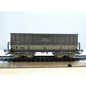 MÄRKLIN   48446,  wagon trémie à déchargement latéral  transport de minerai type Fad   PONT A MOUSSON   SNCF  Neuf   BO