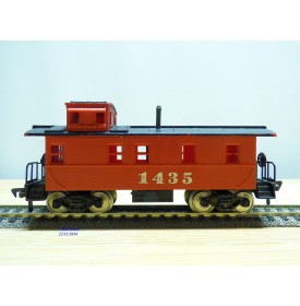 FLEISCHMANN 1435,  wagon de queue ( caboose )