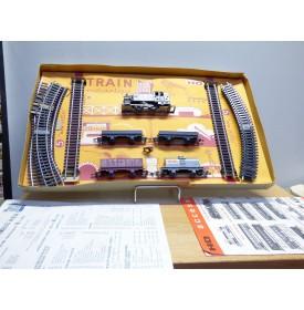 JOUEF  542  Circuit 50 , coffret mécanique 1 loco et 4 wagons   SNCF  Neuf   BO