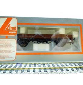 LIMA véro  303540K,  wagon plat   type Xlm 57   DB  neuf    BO
