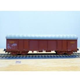 LILIPUT  241 70,  wagon à toit bâché type Tas   SNCF  neuf  BO