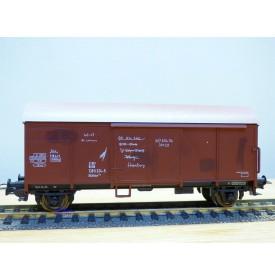 SACHSENMODELLE ?????, wagon couvert  type Bremenn Gkklms 207    DB  neuf     BO