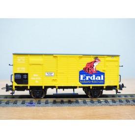 Roco 47258, wagon couvert  ancien  type Nm  ERDAL     KPEV    neuf    BO
