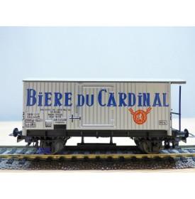 LILIPUT 248 52, wagon bière du Cardinal   SBB    neuf   BO