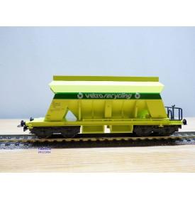 LILIPUT 246 52,  wagon trémie  Vétro recycling  SBB   neuf   BO