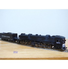AKANE 600F,    locomotive articulée Cab Forward 4 8 8 2 type AC-11   Southern Pacific  SP