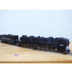 AKANE locomotive articulée type Mallet Little River