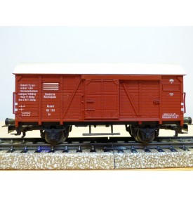 Märklin 48752  wagon couvert type Gr 20 et figurines     DR    Neuf   BO