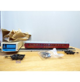 France Trains  332,  kit  voiture lits type Lx  N° 054-013  MITROPA ex CIWL N° 3468